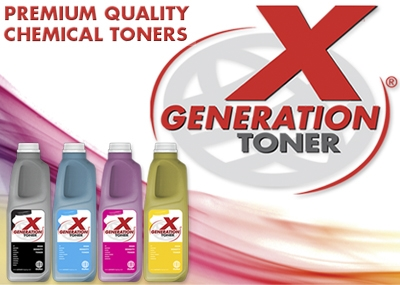Picture of X-Generation® toner for use in Brother TN 350, 2000, 2025, HL 2040, 2070, 90g (MPT-BR360)
